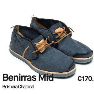 Satorisan Benirras Mid Leather Shoes Free People